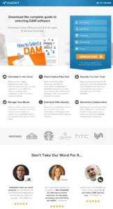 Digital-Medio_landing-page-example