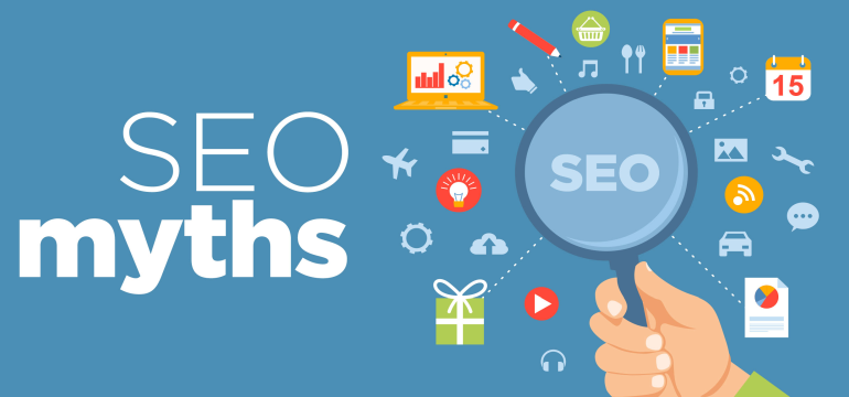 Top 10 SEO Myths To Avoid For Better SEO